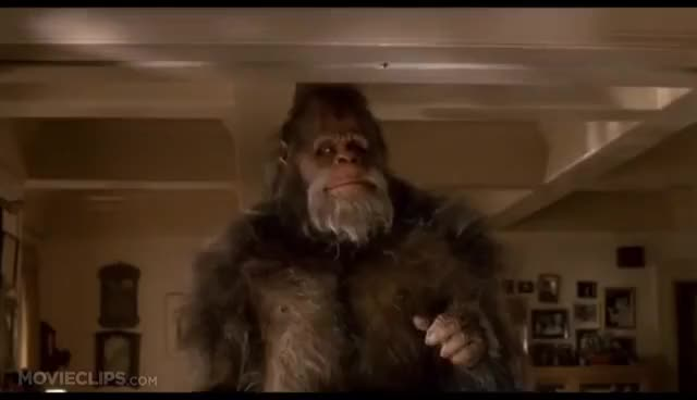 Watch and share Bigfoot GIFs and Hominid GIFs on Gfycat