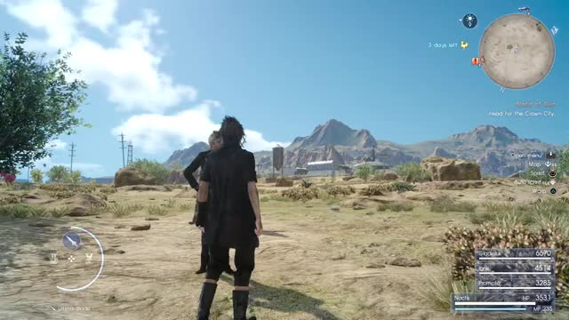 Watch and share Ffxv GIFs on Gfycat