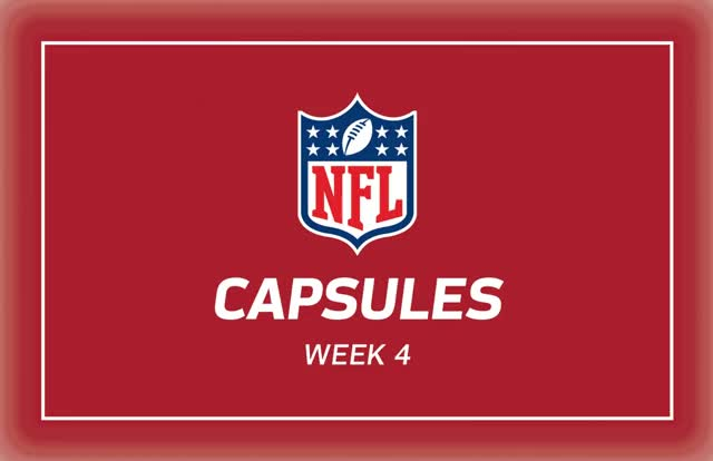 Watch and share Week 4 NFL Capsules GIFs by nlk21 on Gfycat