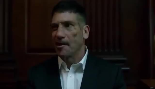 Watch and share Marvel's Daredevil: The People V Frank Castle Punisher Trial GIFs on Gfycat