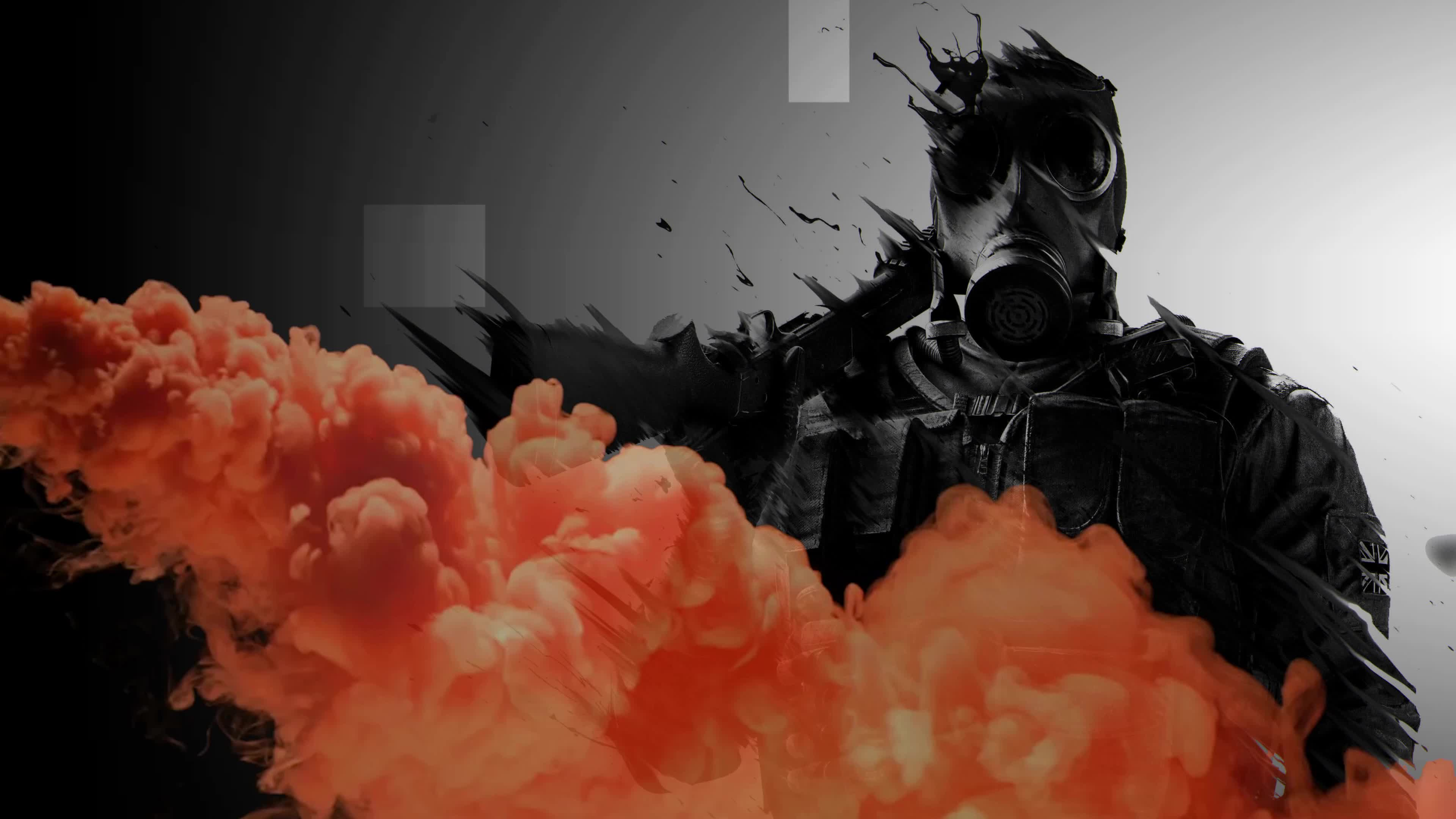 Rainbow Six Siege Smoke 4k Live Wallpaper For Pc Gif Gfycat