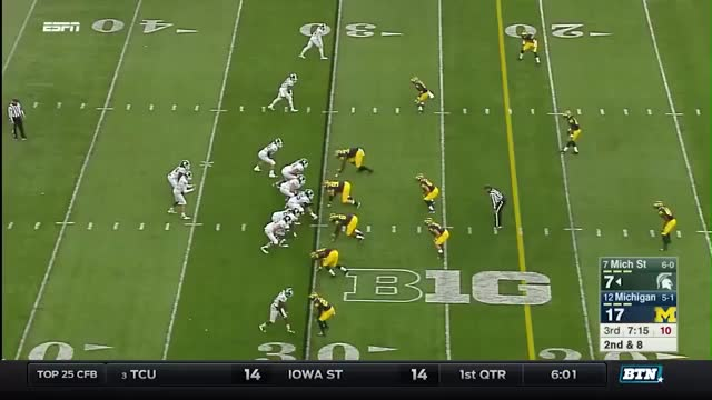 Watch Connor Cook throwing GIF on Gfycat. Discover more sp:ti:away=msu, sp:ti:home=mich, sp:ty=high GIFs on Gfycat