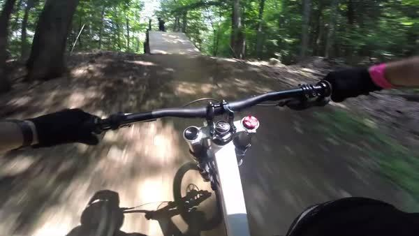 MTB, mtb, PSA: Do not stop in the middle of an MTB trail - Hellion Highland Mountain Bike Park. - Phil Kmetz GIFs