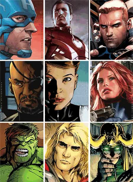 Watch this avengers GIF by Danno (@danno) on Gfycat. Discover more avengers, chris hemsworth, cobie smulders, mark ruffalo, marvel GIFs on Gfycat