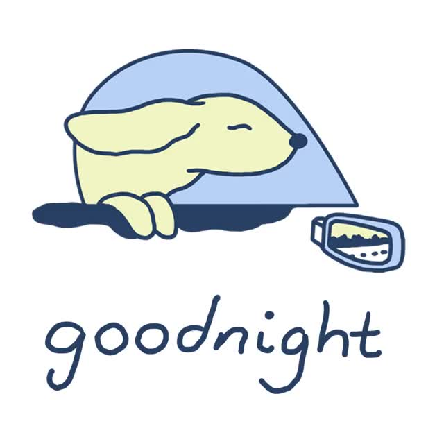 Watch and share Good Night GIFs by Reactions on Gfycat