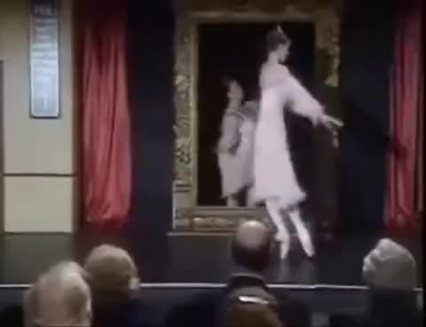 Watch Ballet GIF on Gfycat. Discover more ballet, dawn french, vicar of dibley GIFs on Gfycat