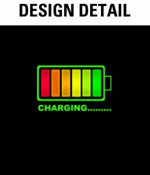 Watch and share Charging Battery Light Up T-shirt GIFs on Gfycat
