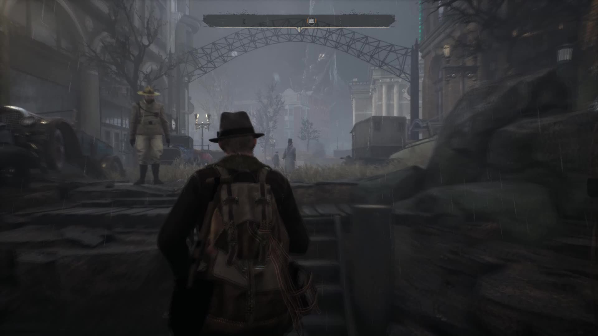 playua, the sinking city, The Sinking City #03 GIFs