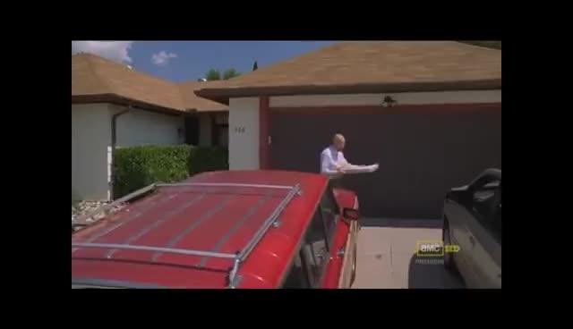 breakingbad, pizzatoss, roofpizza, walterwhite, roof pizza GIFs