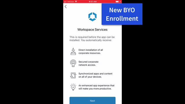 Watch and share IOS12 2 Beta BYOEnrollment-opt GIFs by ginjerrich on Gfycat