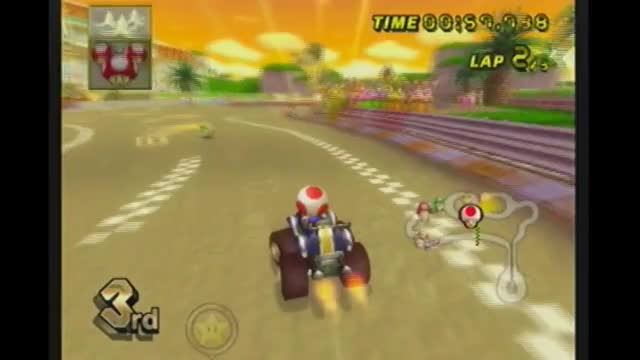 Watch and share Mario Kart Wii Star Cup GIFs by The Legend on Gfycat