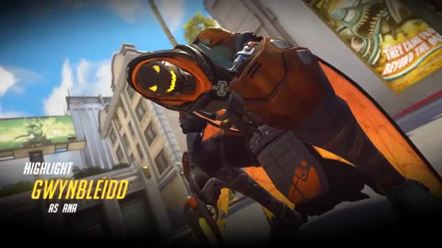 Watch ana GIF on Gfycat. Discover more highlight, overwatch GIFs on Gfycat