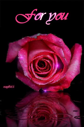 Watch and share For You... Flowers Animated Rose Hello Friend Comment Good Morning Good Day Greeting Beautiful Day For You GIFs on Gfycat