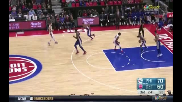 Watch and share Simmons Dunk 233.mp4 GIFs on Gfycat