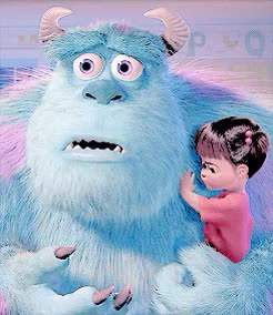 Watch and share Monsters Inc GIFs and Disneyedit GIFs on Gfycat