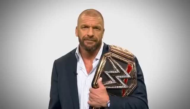 Watch Triple H GIF on Gfycat. Discover more Triple H GIFs on Gfycat