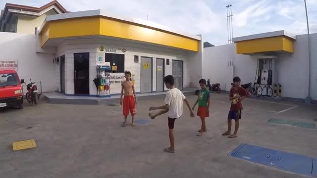 Watch Filipino Squatter Kids Playing SIPA TAKYAN In Cebu City GIF on Gfycat. Discover more Cebu, City, Filipino, Island, SIPA, Tropical, Tropics, children, entertainment, filipina, kids, paradise, philippines, play, playing, squatter, takyan, video, visayas, vlog GIFs on Gfycat