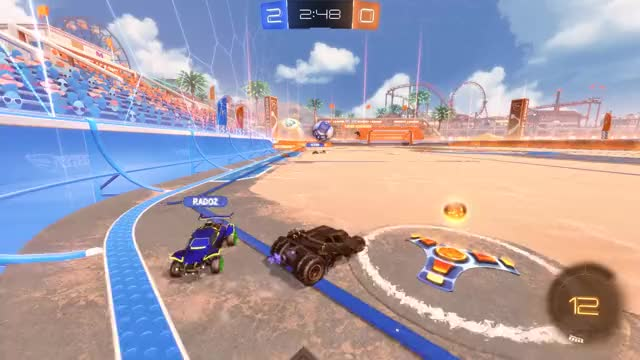 Watch Goal 3: Cebu GIF by Gif Your Game (@gifyourgame) on Gfycat. Discover more Gif Your Game, GifYourGame, Park Ranger Muldoon, Rocket League, RocketLeague GIFs on Gfycat
