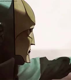 Watch and share The Legend Of Korra GIFs and Aang's Statue GIFs on Gfycat