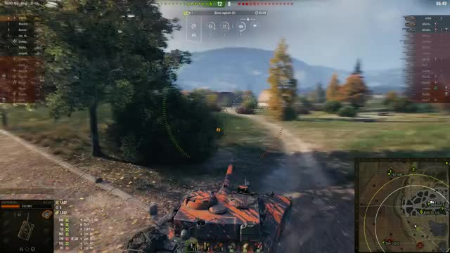 Watch and share Top Gun Denial GIFs and World Of Tanks GIFs by UNITGX48 on Gfycat