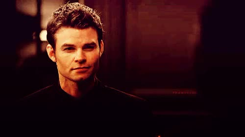 Watch and share The Vampire Diaries GIFs and Elijah Mikaelson GIFs on Gfycat
