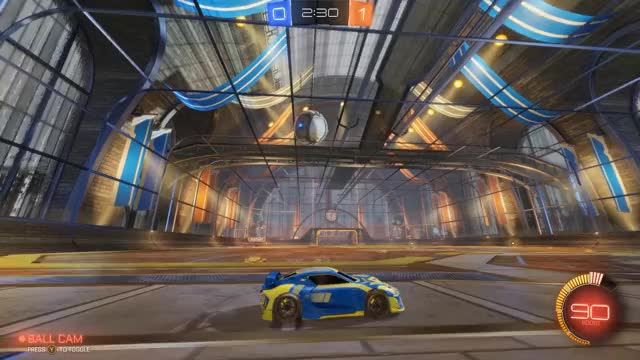 Watch Gainer Flick GIF by Ao (@ao_rocketleague) on Gfycat. Discover more rocketleague GIFs on Gfycat