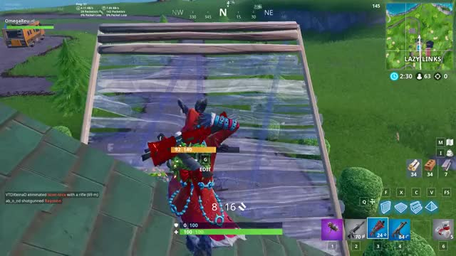 Watch and share Fortnite 2018.12.24 - 14.58.37.04.DVR Trim GIFs on Gfycat