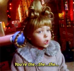 Watch and share Scared Cindy Lou Who GIFs on Gfycat