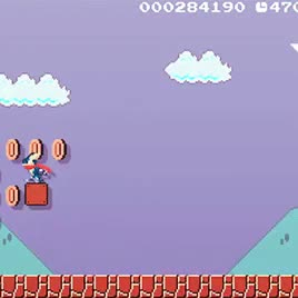 Watch and share Super Mario Maker GIFs and Pokemon Gif GIFs on Gfycat