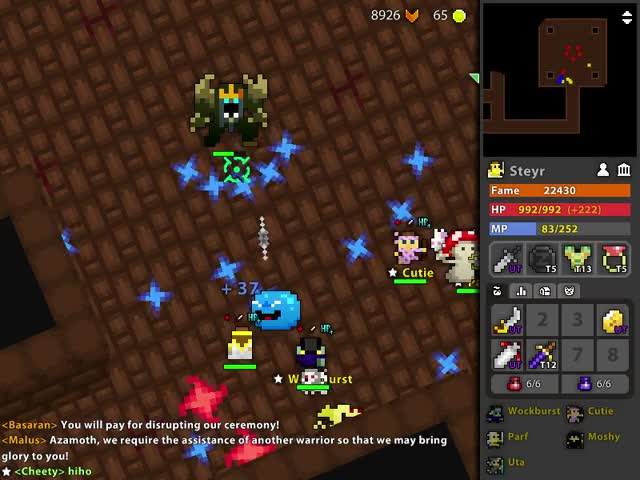 Watch uta rip GIF by @steyro on Gfycat. Discover more rotmg GIFs on Gfycat