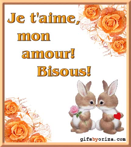 Watch and share Je T'aime, Mon Amour.... GIFs on Gfycat