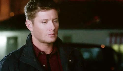 Watch mine supernatural so cute dean winchester Jensen Ackles southern comfort dj qualls spn spoilers Garth Fitzgerald IV GIF on Gfycat. Discover more related GIFs on Gfycat