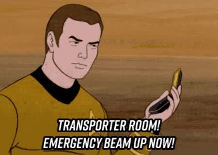 Watch and share The Animated Series GIFs and Star Trek Cartoon GIFs by Star Trek gifs on Gfycat