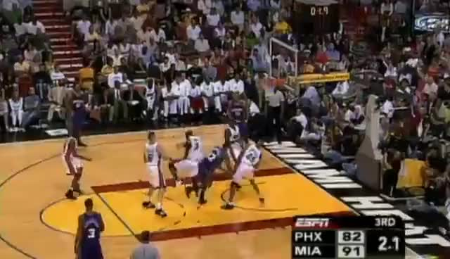 Watch and share Dwayne Wade GIFs and Basketball GIFs on Gfycat