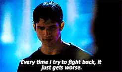 Watch 3x06 / 5x09 GIF on Gfycat. Discover more brosciles, crystalsreed, gifs*, let :) me :) die:), teen wolf, twedit, tylerdylans GIFs on Gfycat