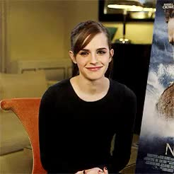Watch and share She's So Adorable GIFs and Emma Watson GIFs on Gfycat