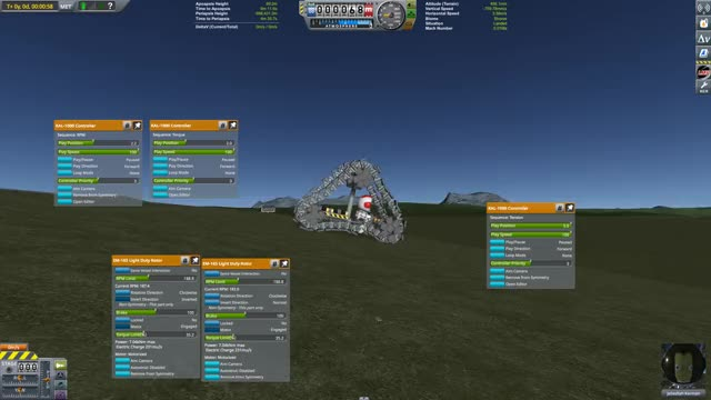 Watch and share Kerbal Space Program - Tank Theory V1 GIFs by Jatwaa on Gfycat