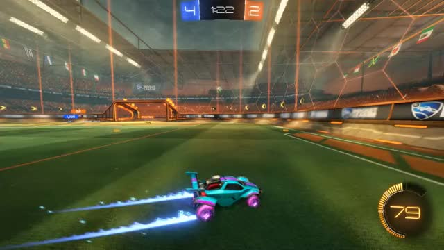 Watch Goal 7: GFE Turboxic GIF by Gif Your Game (@gifyourgame) on Gfycat. Discover more Bad Panda, BadPanda, Rocket League, RocketLeague GIFs on Gfycat