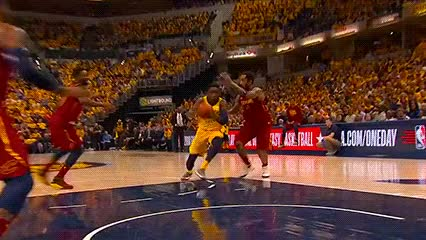 Watch Victor Oladipo — Indiana Pacers GIF by Off-Hand (@off-hand) on Gfycat. Discover more 042718 GIFs on Gfycat