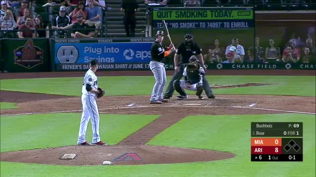 Watch and share Miami Marlins GIFs and Baseball GIFs on Gfycat