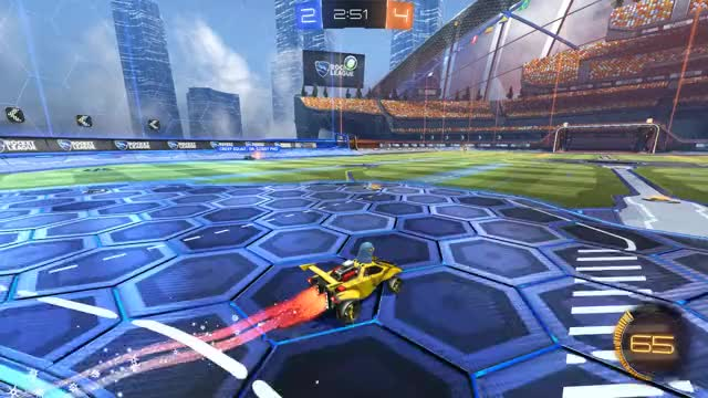 Watch and share Rocket League GIFs by paradoxspiral on Gfycat