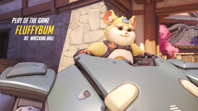 Watch Champion GIF by Parrapio (@luciomahomie) on Gfycat. Discover more hammond, overwatch, potg, wreckingball GIFs on Gfycat