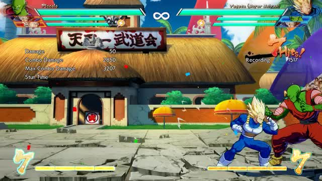 Watch Vegeta Custom Combo 1 GIF by @tofuwolf on Gfycat. Discover more dbfz, dbz GIFs on Gfycat