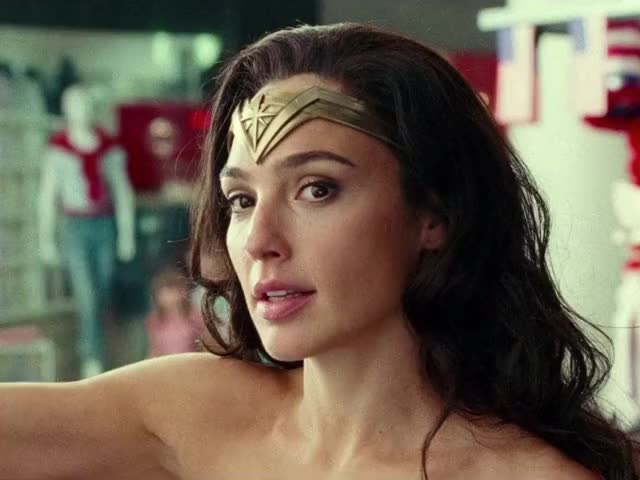 Watch and share Gal Gadot GIFs and Wink GIFs by MikeyMo on Gfycat