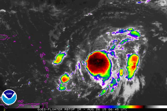 Watch and share Hurricane Erika GIFs on Gfycat