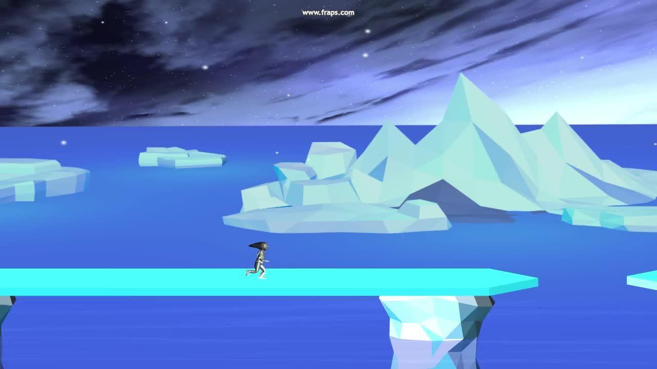 Unity2D, Unity2d, unity2d, Ice level preview GIFs