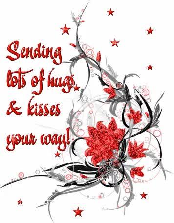 Watch and share Sending Hug GIFs on Gfycat