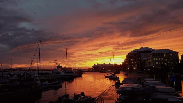 Watch and share Bermuda Sunset GIFs on Gfycat