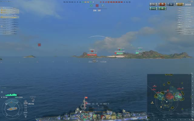 Watch and share WoWs Torpedo Bug GIFs by Strana Mechty on Gfycat
