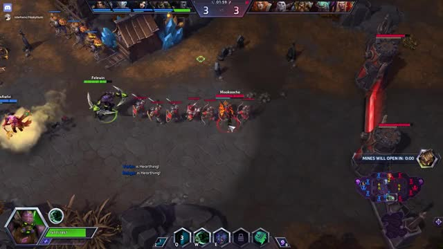 Watch and share Heroes Of The Storm GIFs and Bone Prison GIFs by Felewin on Gfycat